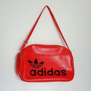 Adidas Red Shoulder Bag